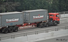 Man TGA 26.400 , Handling System Co Ltd (Waverly Fan) Tags: port truck system gateway psa inter haulage handling