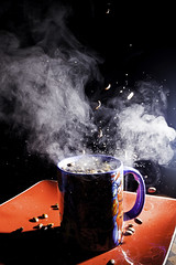 024520-57-Steaming Cup of Joe-4 (Don't Mess With Jim) Tags: usa cup coffee america drink flash steam mug canon5d speedlight foodanddrink highspeed ilobsterit