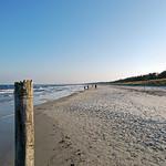 Herbstlicher Ostseestrand bei Juliusruh auf Rügen thumbnail