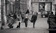 Zurich (Thomas8047) Tags: street city people bw love monochrome schweiz switzerland nikon faces swiss candid strasse zurich streetphotography kaffee streetlife stadt streetphoto cocacola zrich onthestreets zri schwarzundweiss 175528 urbanarte d300s stphotographia zrichstreet nikond300s streetartzri thomas8047