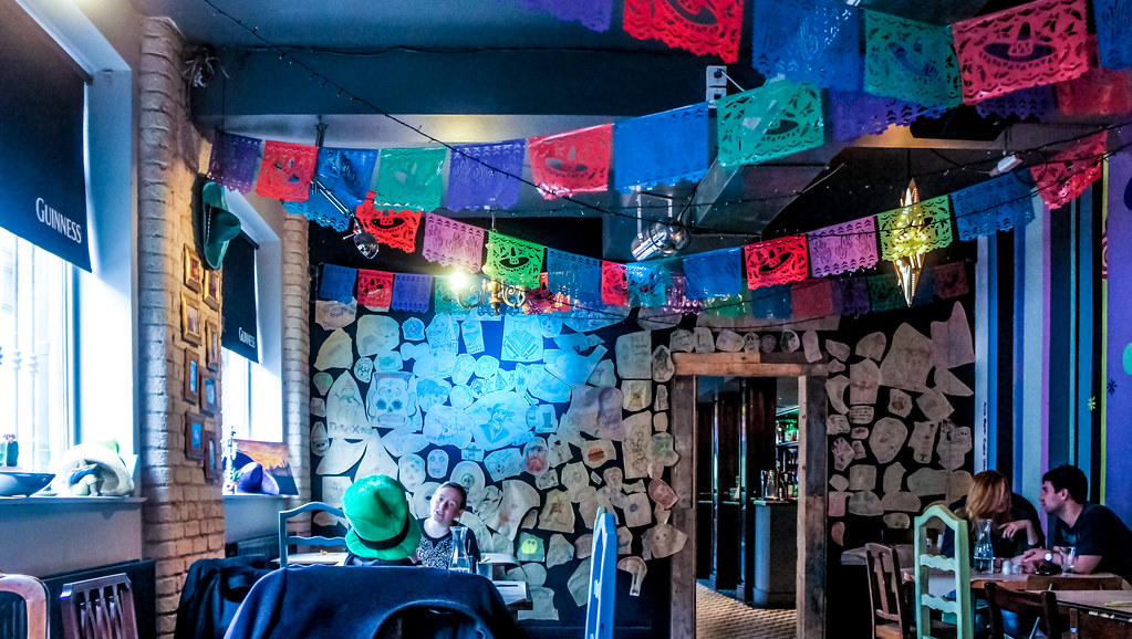 The Hungry Mexican - A Interesting New Restaurant On Bolton Street In Dublin