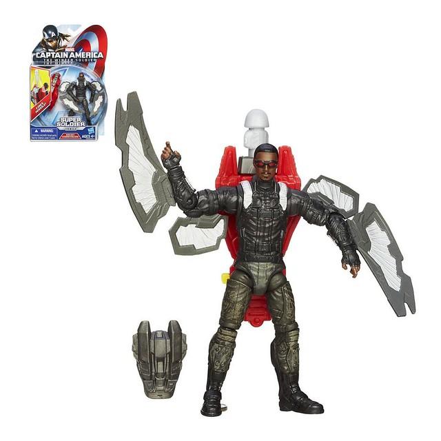 Hasbro 孩之寶玩具 3.75吋 獵鷹