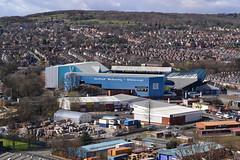 Hills And Thrills (Feversham Media) Tags: sheffield yorkshire hillsborough southyorkshire footballgrounds owlerton groundhopping theowls sheffieldwednesdayfc thefootballleague skybetchampionship