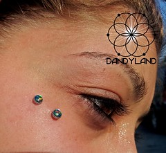 """AntiBrow Surface Piercing • <a style=""""font-size:0.8em;"""" href=""""http://www.flickr.com/photos/122258963@N04/13611250563/"""" target=""""_blank"""">View on Flickr</a>"""