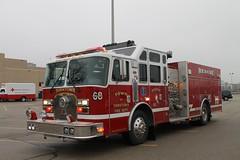 Yorktown Volunteer Fire Department Rescue Engine 68 (Tyson1976) Tags: firetrucks policecars emergencyvehicles muncieindiana munciepolicedepartment yorktownindiana munciefiredepartment mobilecommandcenters yorktownfirevolunteerfiredepartment kmefireappratus