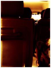 Art Inside In A Van Behind at ท่ารถตู้พระสมุทรเจดีย์