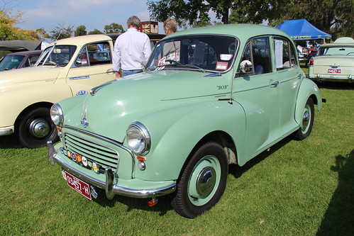 1959 Morris Minor 1000 4 door Saloon