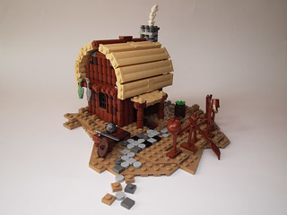 Viking's House. Front