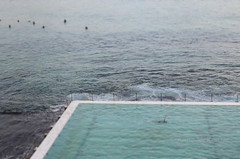 Bondi Beach (Palmou) Tags: ocean blue beach water bondi swim miniature nikon surf sydney may australia pools baths australien bondibeach icebergs tiltshift 2026 nikond5100
