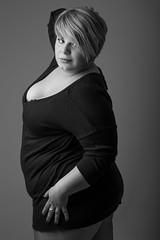 Paola (HD)-37 (Lefort Johan) Tags: cactus girl studio glamour noir femme fille blanc couleur johan fond lastolite whithe lefort 50mm14ef canon6d johanlefort fondblack