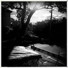 A winter's evening (Albion Harrison-Naish) Tags: bondi sydney streetphotography australia newsouthwales unedited iphone northbondi mobilephotography iphoneography sydneystreetphotography hipstamatic aobwfilm iphone5s lowylens albionharrisonnaish