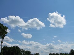 cloudy sky (streamer020nl) Tags: cloud holland clouds nederland wolken nl flevoland buiten almere 2015 bewolking almerebuiten 180715