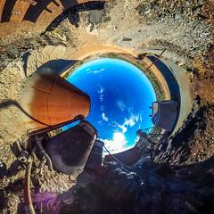 Junction Mine Ruins (Serendigity) Tags: polar brokenhill newsouthwales historic 360 ruins mine australia