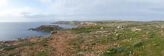 Gnejna Bay Panorama 170226_485 (jimcnb) Tags: 2017 februar malta mgarr panorama