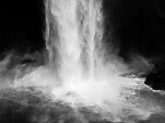 Greg Thomas~Falling Water with Spray (Eye of G Photography) Tags: snoqualmiefalls water spray fallingwater pool