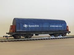 BAA 900160 the sole Speedlink Structure - Flex Wagon (37686) Tags: baa 900160 sole speedlink structure flex wagon 4mm oo gauge kit scratch built peakdaleworks british rail air brake wagons