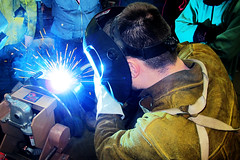 2017 LCC High School Welding Competition (Lower Columbia College) Tags: lowercolumbiacollege lcc high school hs students weld welding welder competition centralia chehalis elma kalama kelso mossy rock onalaska sabin schellenberg toutle willapa winlock longview washington wa outdoor