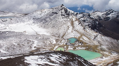 478 - Panorama sur les Emerald Lakes