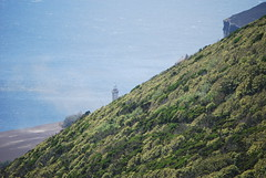 Peek a Boo Lighthouse (Milhafre) Tags: lighthouse azores faial capelinhos
