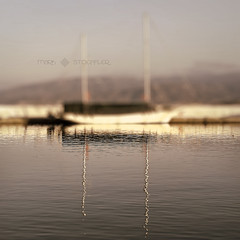 Maritime Essence (Mark Stoeffler) Tags: white reflection water port vintage square boats reflecting harbor boat marine warm sailing ship harbour ships calm maritime mooring essence mast masts moored markstoeffler