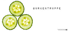 Gurkentruppe (daniel.osterkamp) Tags: food white plant color macro green nature kitchen horizontal closeup fruit dinner circle studio juicy healthy raw natural sweet cut eating background cucumber group seed lifestyle nobody vegetable fresh clean part health slice chopped organic sliced diet agriculture piece section isolated gurken freshness ripe nutrition dieting ingredient vitamin