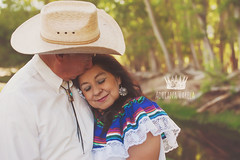 A love like theirs (Adriana Gomez (Adriana Varela)) Tags: life trees woman man heritage love smile outdoors happy hug kiss couple marriage happiness relationship hispanic