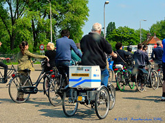 'GVB MV2' (Amsterdam RAIL) Tags: bike transport bikes vehicle sh fietsen fiets vlos zaandam gvb driewieler voertuig bicyclettes hempont gvbmv2