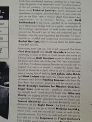Nose7_Summer1990_20i (ethan pettit) Tags: gay art sex brooklyn lesbian transgender 80s williamsburg bushwick 90s zines avantgarde artmedia arttheory artistbooks artpress artmagazines brooklynrenaissance artpublishing undergroundsex