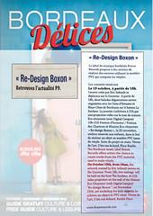 Article - Re-Design Boxon - Bordeauxdelices