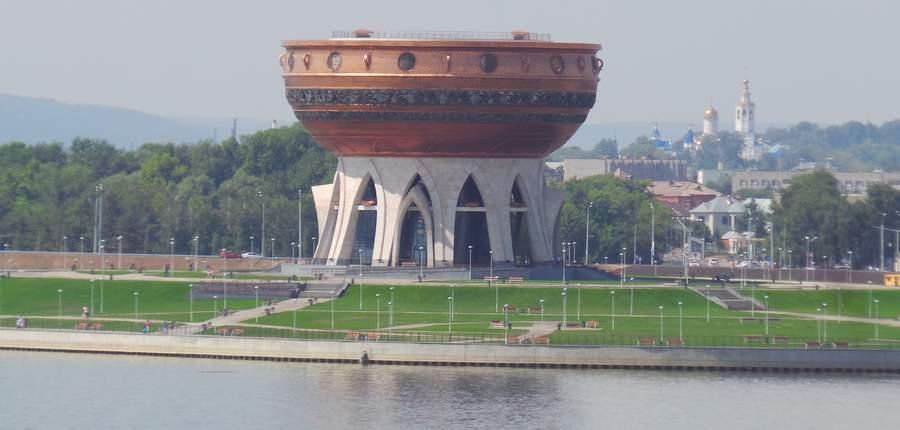 Дворец бракосочетаний в Казани, открыт 1 июля 2013