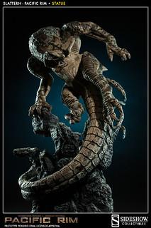 最強!最凶猛!第五量級怪獸『Slattern』超魄力登場!