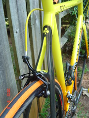 Colnago CT 1 Repainted by Airglow