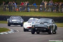 1964 Sunbeam Lister Tiger (autoidiodyssey) Tags: england cars race vintage sussex tiger sunbeam 1964 chichester lister goodwoodrevival mattneal chrisbeighton racttcelebration 2012goodwoodrevival