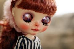 Amazing eyelids painting!
