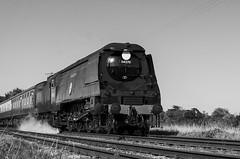 Manston (Graham Knott) Tags: manston greatcentralrailway gcr battleofbritainclass bulliedpacific 34070