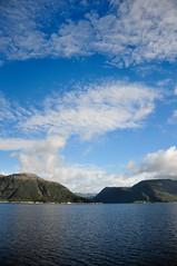 2013.09.23_Bergen to Aurland-42 (Nikole Bouchard) Tags: mountain ferry landscape waterfall europe fjord bergen scandinavia flam myrdal aurland trainride sognogfjordane norwya