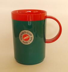 Emsa Drink (midcenturydesign) Tags: cup coffee design tea plastic mug plastics emsa 80sdesign