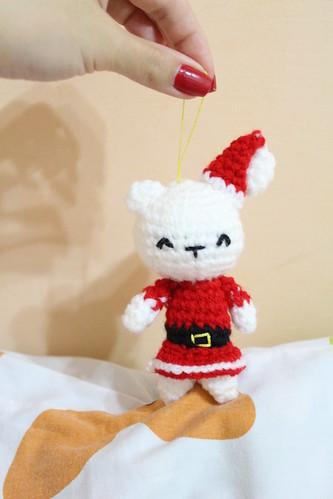 Bertorulez: Patrones amigurumis navideños gratuitos. Navidad ...   499x333