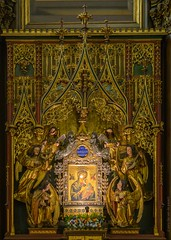 20131020-_D8H7087 (ilvic) Tags: vienna musician angel austria altar instrument