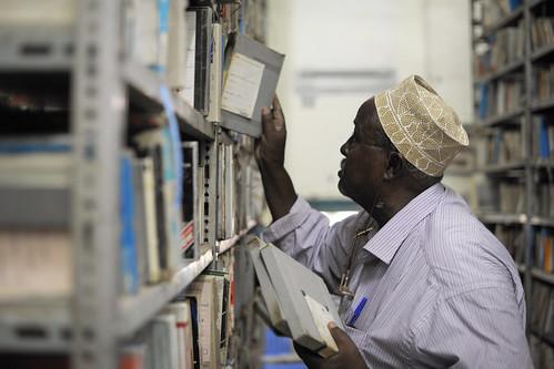 Digitization Project at Radio Mogadishu, Somalia