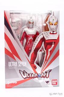 【玩具人XENTAN投稿】ULTRA-ACT: ULTRA SEVEN 2.0~x博士開箱文