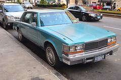 Cadillac Seville (Triborough) Tags: nyc newyorkcity ny newyork car gm manhattan seville cadillac ues uppereastside newyorkcounty רכב