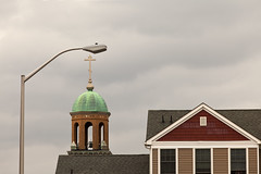 (JohnE25) Tags: rooftop skyline architecture newjersey jerseycity jersey citypictures urbanpictures