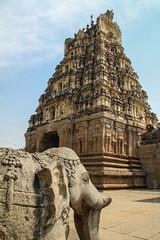 Ranganathaswamy temple (MauricioMoura.com) Tags: india temple places mysore inde srirangapatna ranganathaswamy