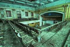 Cooper School Auditorium (Forsaken Fotos) Tags: cooperschoolauditorium
