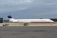 MD81.N682RW (Airliners) Tags: private corporate iad mcdonnelldouglas md80 detroitredwings 2214 md81 mcdonnelldouglasmd81 n682rw