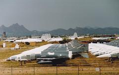 67-0448 (Al Henderson) Tags: arizona texas desert storage davis phantom douglas usaf f4 afb mcdonnell bergstrom trw amarc rf4c monthan 67th 670448
