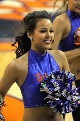 Gator Dazzlers (dbadair) Tags: basketball ut university florida tennessee volunteers gators sec uf odome vols 2014