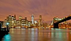 Manhattan and the Bridge (Ste Cian) Tags: new york city nyc newyorkcity people usa newyork love brooklyn america buildings raw state manhattan thecity yellowcab empire avenue 5th knicks