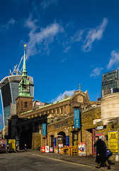 A Tower Hill View (Sony A99 & 28-75mm) (markdbaynham) Tags: street city uk urban london tower church all sony hill capital full 99 frame gb metropolis alpha slt hallows walkie talkie alpha99 a99 vision:mountain=062 vision:sky=0942 vision:outdoor=0988 vision:clouds=0792 digitaldepotcouk digitaldepotstevenage